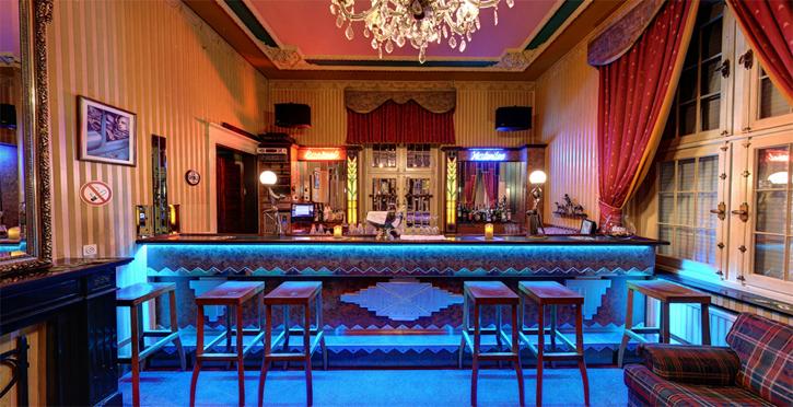 Kasteel Waterloo Bar