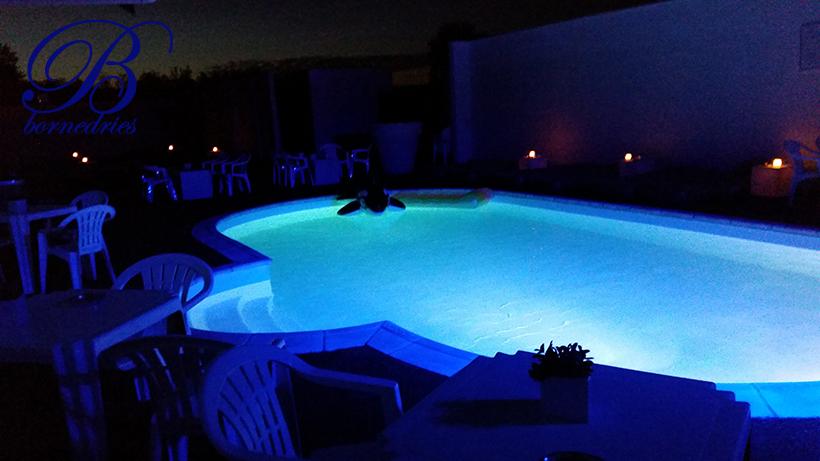 Zwembad Bornedries