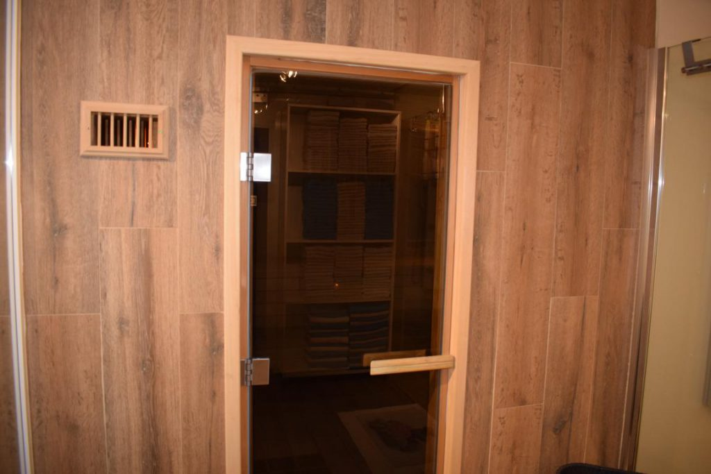 Villa 21 Sauna