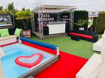 Parenclub Fata Morgana dichtbij Utrecht